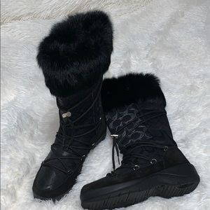 COACH LAURILYN BOOTS